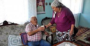 Hayali 50.Evlilik Yıldönümünde Gerçek Oldu