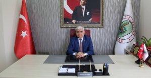 İl Genel Meclis Başkanı'ndan 29 Ekim Mesajı