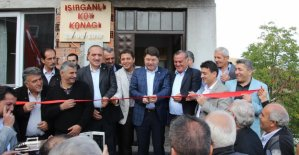 Isırganlı Köy Konağı Açıldı