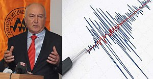 Prof.Dr.Ercan: Depremi abartmaya gerek yok