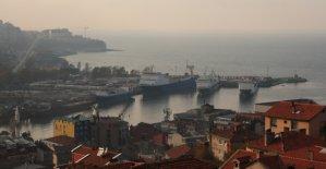 Türkiye ile Ukrayna arasında yük taşımacılığı seferleri başladı