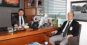 Başkan Erdoğan'dan Tunç'a Ziyaret