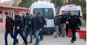 PKK propagandasından 7 öğrenciye gözaltı