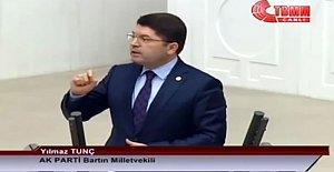 Tunç'tan Meclis'te Yoğun Mesai
