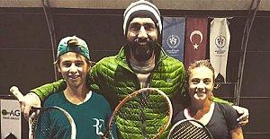 Bartınlı Tenisçiler Milli Takım Yolunda