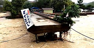 Selde Yıkılan 7 Köprü İhaleye Çıkıyor