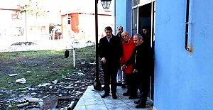 Eski İtfaiye Binasına Sosyal Proje