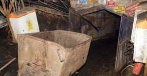 Gurbetçi Madenci Göçük Altında Kaldı