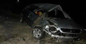 İlçe Jadarma Komutanı kazada yaşamını...