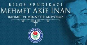 Mehmet Akif İnan'ı rahmetle yâd ediyoruz