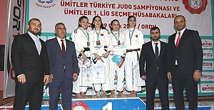 Sevcan üst üste 3.kez Türkiye şampiyonu
