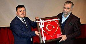 AK Parti'li Külünk Bartın'da