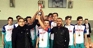 Futsalda Şampiyon Kozcağız ÇPL