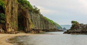 Güzelcehisar Lav Sütunları Turizme Kazandırılıyor