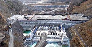 Kirazlıköprü Barajı Yıl Sonunda Tamamlanıyor