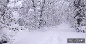 Meteoroloji#039;den yoğun kar uyarısı