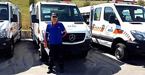 AFAD'a Yeni Arama Kurtarma Aracı