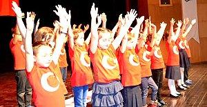 Ağdacı İlkokulundan Muhteşem Gece