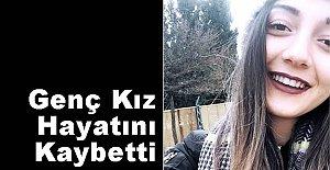 Feci Kazada Genç Kız Hayatını Kaybetti
