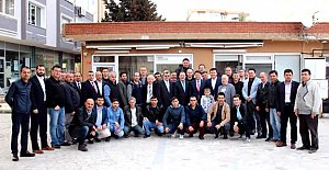 İstanbul'daki Hemşerilerine Sistemi Anlattı