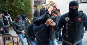 Uyuşturucu alemine polis baskını: 5 gözaltı