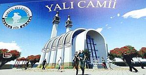 Yalı Camii Tamamlanıyor