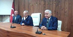 Bartınspor'da Kritik Zirve