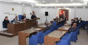 Meclis'in Nisan Mesaisi Devam Ediyor