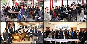 Milletvekili Tunç'tan Teşekkür Ziyaretleri