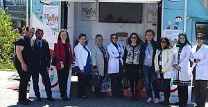 TOKİ'de Aşı Haftası Etkinliği
