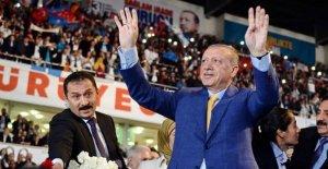 Ak Parti'de 2.Erdoğan...