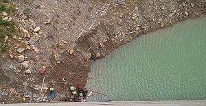 Baraj İnşaatında Kaza