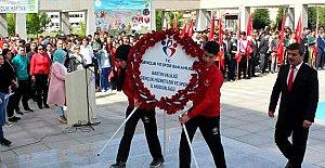 Bartın'da 19 Mayıs Coşkuyla Kutlanıyor