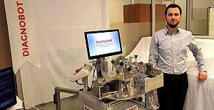 Bartın Üniversitesinden Diagnobot
