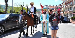 Fatih Sultan Mehmet'le Selfie
