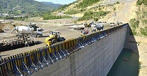 Kirazlıköprü Barajında Sona Yaklaşılıyor
