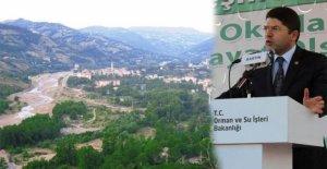 Kumluca'ya Atıksu Arıtma Tesisi
