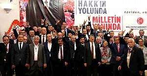 MHP'de Özçelik Güven Tazeledi