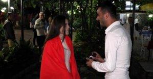 Ayrılığın eşiğine getiren evlilik teklifi