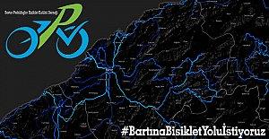 Bartın'a Bisiklet Yolları İstiyoruz