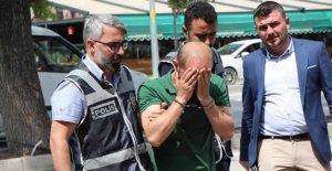 Camide namaz kılma bahanesiyle hırsızlığa gözaltı