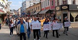 CHP'den protesto