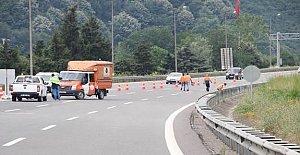 TEM Otoyolu Bolu Dağı geçişi açıldı