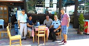 Amasra'da Kaçak Tur Denetimi