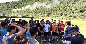 Bartınspor Seçmelerine Futbolcu Akını