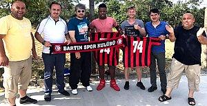 Bartınspor#039;un Yeni Tranferleri...