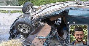 Genç Gazeteci Trafik Kazasında Hayatını Kaybetti