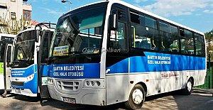 Özel Halk Otobüsü Şoförleri Eğitimden...