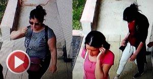Aranan hırsızlık şüphelisi 3 kadına suçüstü