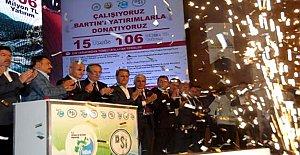Bakan Eroğlu#039;ndan Bartın#039;a...